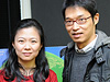 """""""Let the Wind Carry Me"""" Interview with Kwan Pun-leung (Director) and Chiang Hsiu-chiung (Director)(10/25)"""